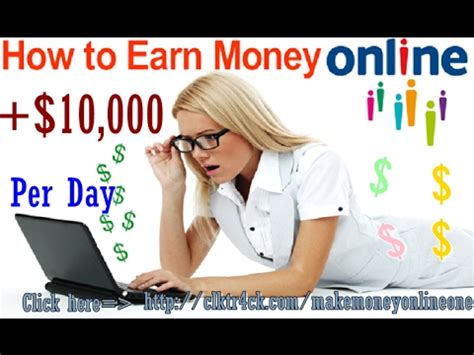 earn money 50 per day how to earn money without investment from home