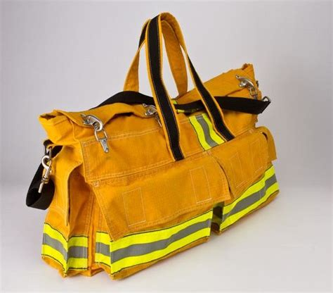 gear bags bag fire firefighter duffle turnout bunker carry purse department overnight retired firefighters turnouts
