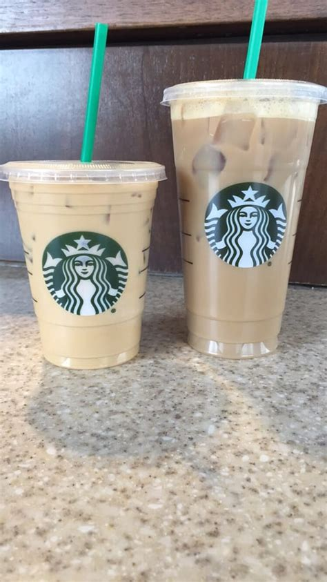 Squirt, torani, sauce, milk, starbucks coffee, xanthan gum, sugar and 1 more. Left: Grande vanilla iced coffee with cream Right: Venti iced dirty chai (my newest addiction ...