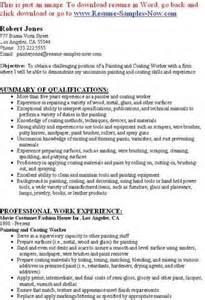 sle house painter resume templates best format house painter resume slebusinessresume slebusinessresume