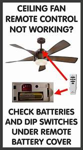 Ceiling fan remote control replacements removeandreplace