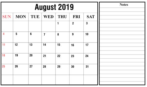 august calendar printable excel word printable