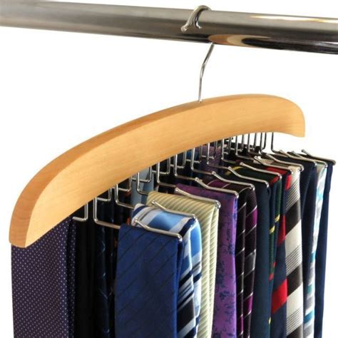 1000 ideas about tie storage on tie rack
