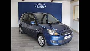 2007 Ford Fiesta 1 4 Ghia 5dr -  Now Sold