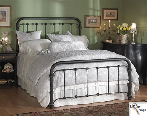 Iron Beds, The American Iron Bed Co, Braden Iron Bed