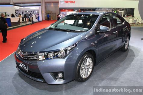 Toyota Corolla Altis Picture by Toyota Unveils Three Variants Of Corolla Altis In Thailand