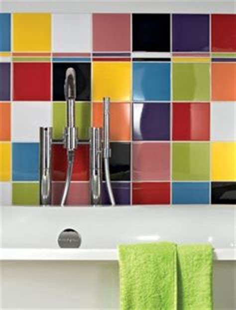 colorful kitchen tiles 1000 images about bright bathrooms on bright 2353