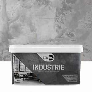 Bombe Peinture Cuivre Rose : peinture effet industrie maison deco gris alliage 4 ~ Dailycaller-alerts.com Idées de Décoration