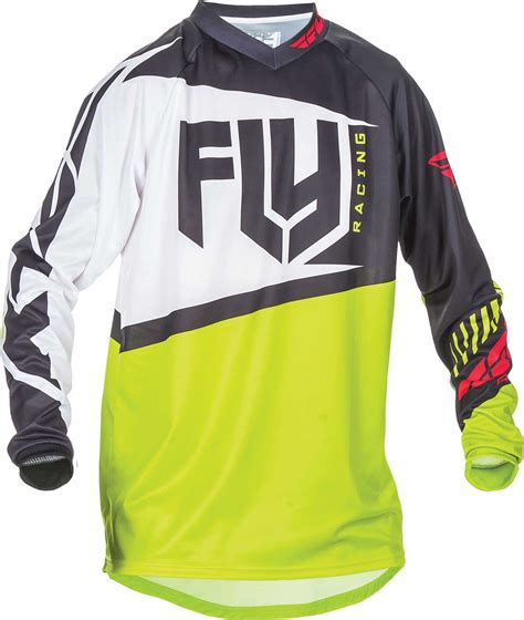 motocross jersey 2017 fly racing youth f 16 jersey mx atv motocross off