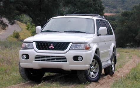Mitsubishi Montero Sport 2000 by 2000 Mitsubishi Montero Sport Information And Photos