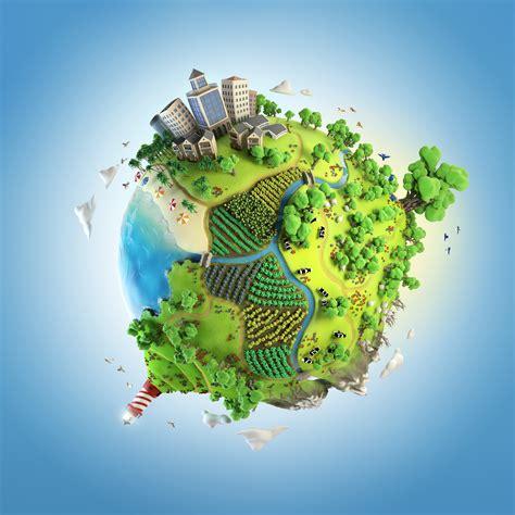 Grüne Erde De by Year Of Air 2013 Umweltbundesamt