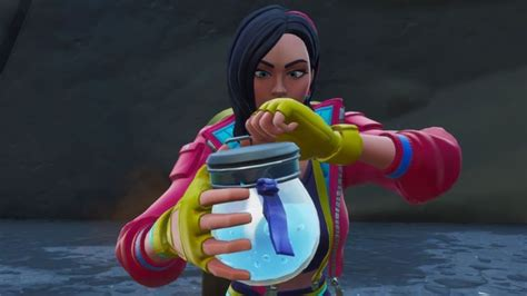 consume foraged items fortnite chapter  apples