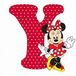 Pin by olga rios on abecedarios pinterest minnie mouse for Minnie mouse alphabet letters