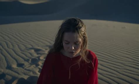 Maggie Rogers Spends Her Day At The Desert In