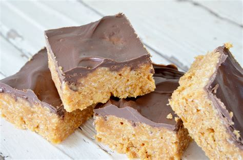 peanut butter treats peanut butter rice krispie treats