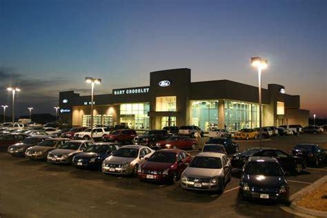 Dealers In Kansas City by Gary Crossley Ford Inc Kansas City Mo 64158 Car