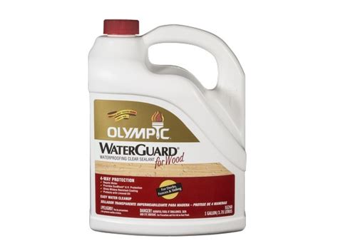 olympic waterguard  wood wood stain consumer reports