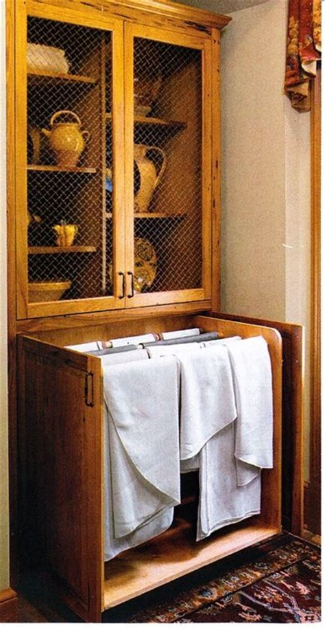 17 Best images about Tablecloth/Napkin storage on