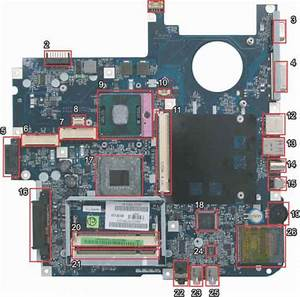 Features - Acer Aspire 7720 7720g