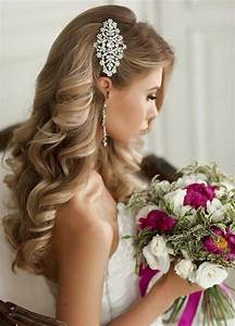 20 Best Of Long Hairstyles For Brides