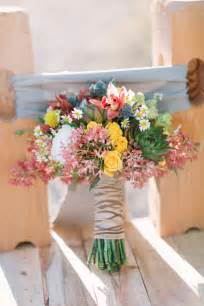 wildflower wedding prairie wildflower bridal bouquet trend for fall 2013