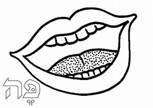 preschool coloring sheets disney halloween coloring pages With mouth template for preschool