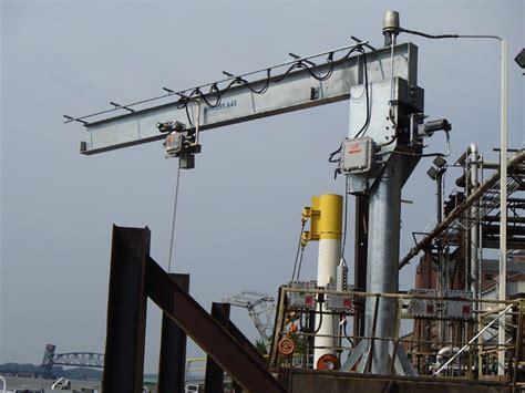 Explosion Proof Jib Crane And Chain Hoist