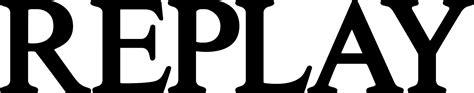 Replay Logo - LogoDix