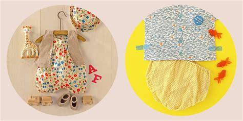 chambre bébé idée déco patron couture réaliser soi même une layette pour
