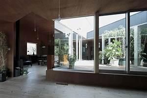 Plan Maison Japonaise : maison design par studio synapse patio arkko ~ Melissatoandfro.com Idées de Décoration