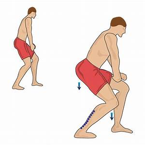 Soleus and achilles tendon stretch
