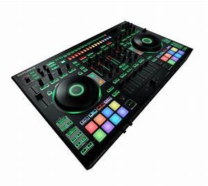 BPM 2016: Roland DJ-808 Serato DJ controller | DJWORX  Dj