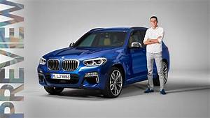 Bmw X3 G01 : 2018 bmw x3 g01 preview youtube ~ Dode.kayakingforconservation.com Idées de Décoration