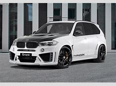 GPower BMW X5 M Typhoon BreitbauF85 mit 750 PS
