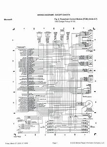2007 Dodge 2500 Fuse Box Diagram