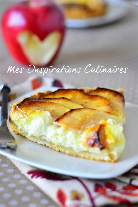 dessert a la creme patissiere tarte aux pommes 224 la cr 232 me p 226 tissi 232 re le cuisine de samar