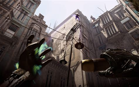 dishonored of the outsider gamespace