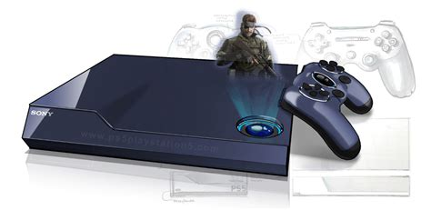 Ps5 Console, Controller, & Virtual Actuality Designs