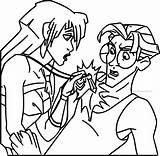Coloring Atlantis Empire Lost Milo Kida Shining Wecoloringpage Cartoon Sheets sketch template