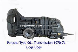 Porsche 911 Transmission Complete Manual Type 901  1970