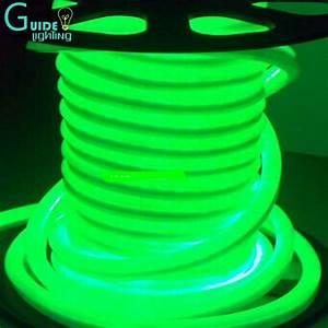 Tube Neon Couleur Deco : led neon light tube vert couleur 100 leds m tre led neon light europe standard 220 v dans n on ~ Melissatoandfro.com Idées de Décoration