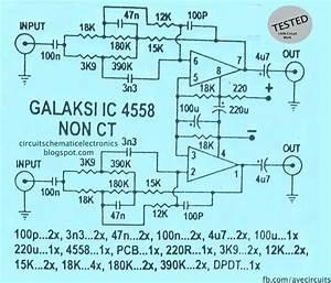 Ic 4558 Galaksi Circuit