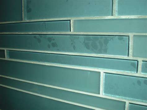 glass tile fj smith contracting corp glass tiled bathroom