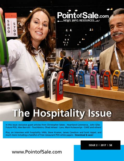 Point Of Sale For Hospitality By Barcode Com Issuu
