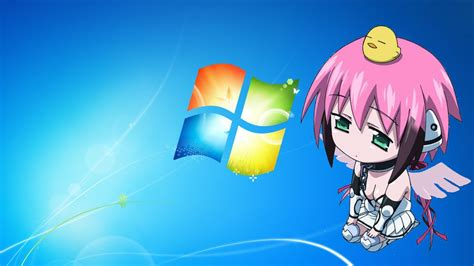 Ikaros Anime Wallpaper - ikaros windows 7 wallpaper by musicgirl482 on deviantart