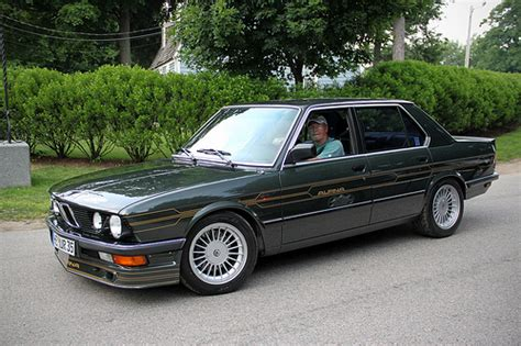 Bmw Alpina B7 Turbo, 1985 E28