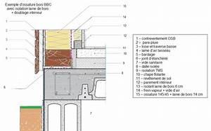 dtu 312 normes de construction de maisons en ossature bois With photo bardage bois exterieur 2 maisons en ossature bois ou en bois massif rt e2