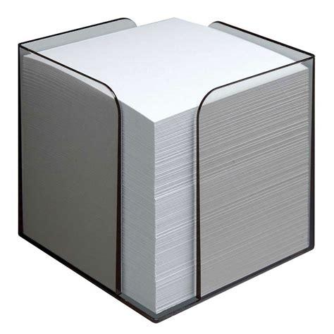 telecharger un bloc note pour le bureau bloc cube transparent avec papier bloc repositionnable