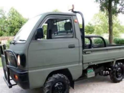 Suzuki Mini Trucks by Suzuki Mini Truck 05 29 13