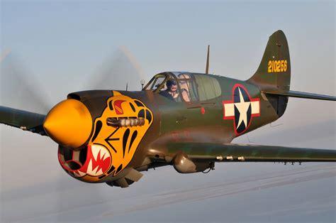 ALEUTIAN TIGER | P-40K WARHAWK – Club Aéronautique de ...